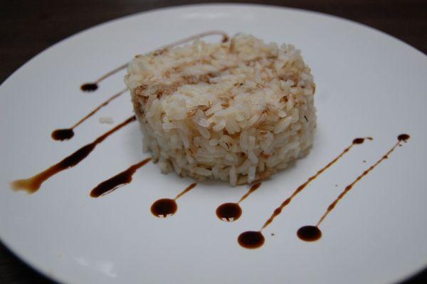Pečená ryža s vôňou tymiánu |