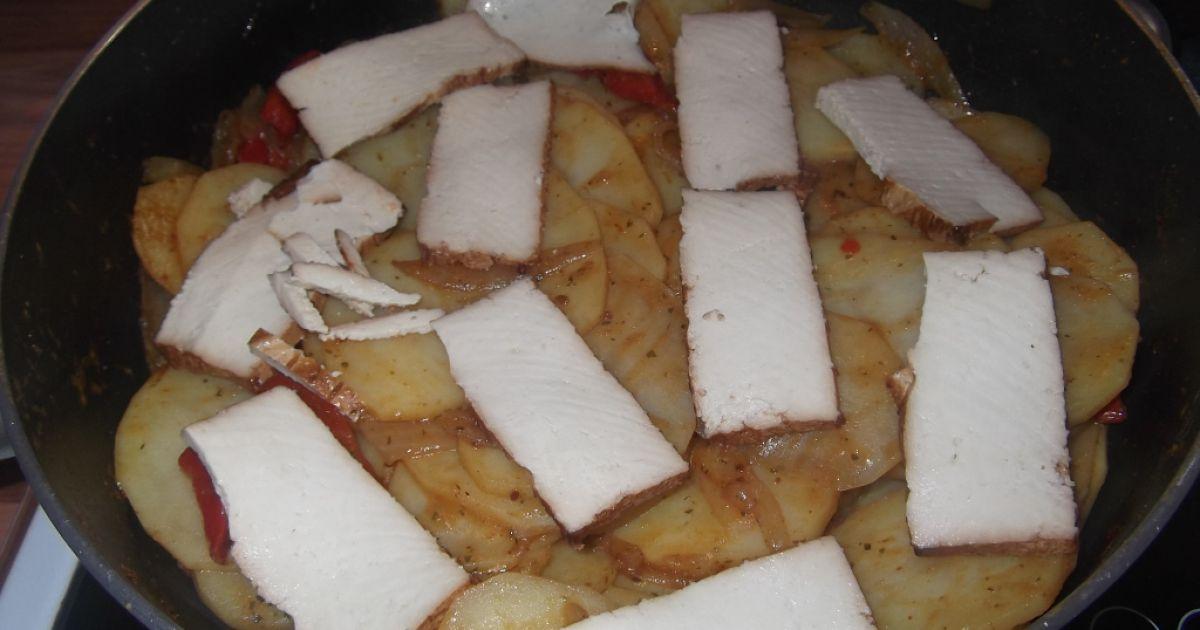 Zemiakovo-vajíčková omeleta, fotogaléria 7 / 10.