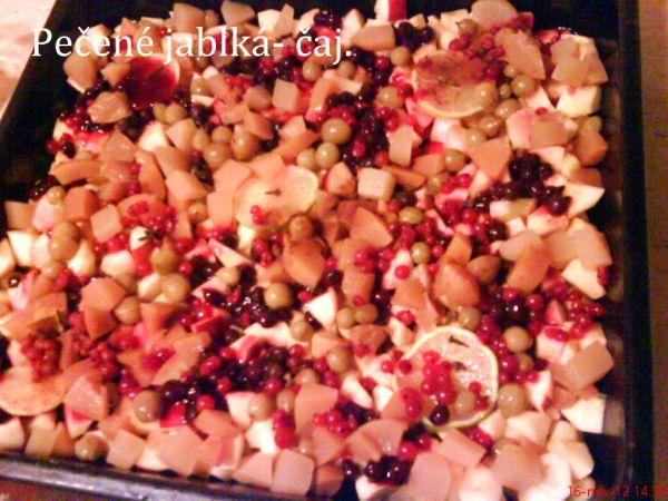 Foptorecept: Pečené jablká  