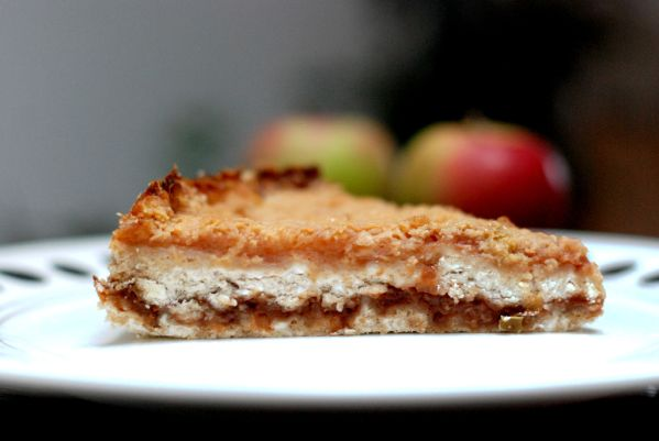 Maďarský jablkový koláč |