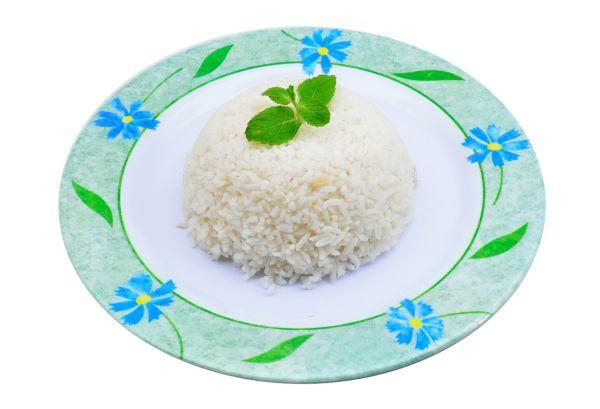 Varená ryža |