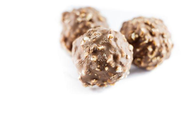 Ferrero rocher guľky |