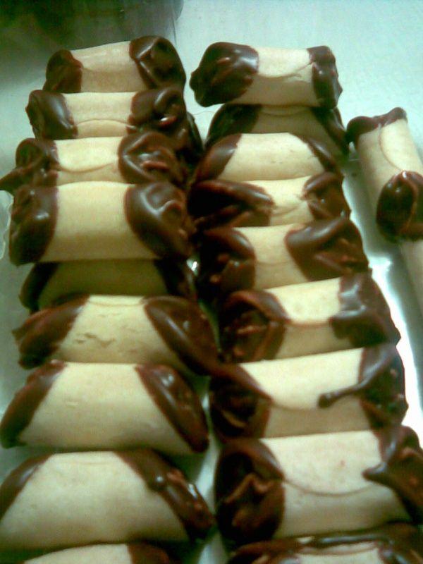 Medové trubičky |