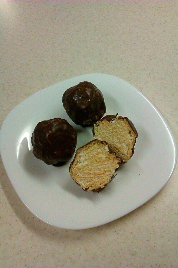 Čokoládové bomby |