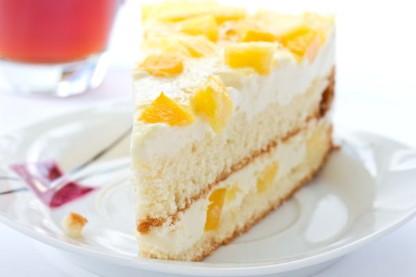 Ananásová torta |