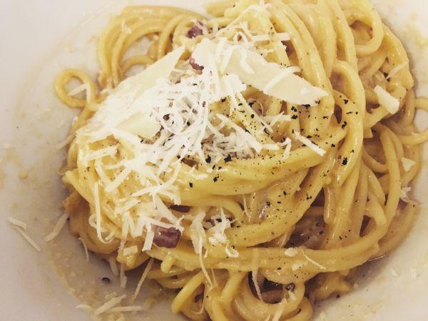 Videorecept: Talianske špagety Carbonara |