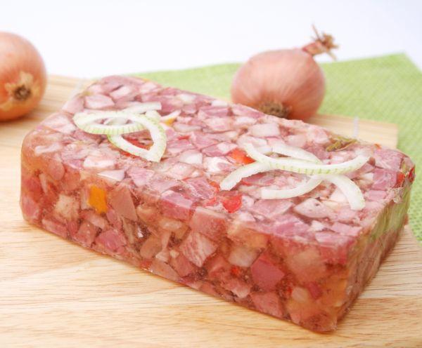 Mäsová huspenina |