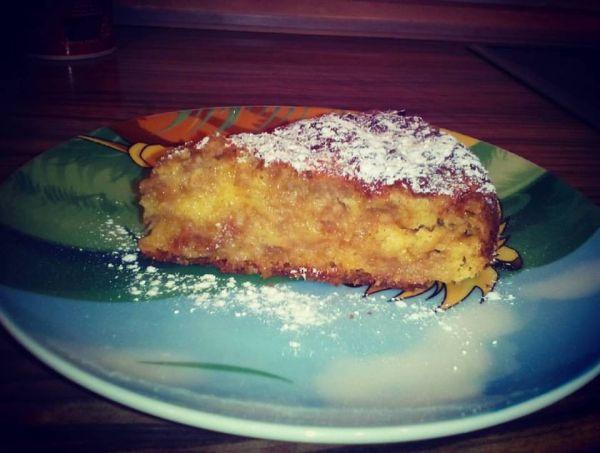 Francúzsky jablkový koláč |