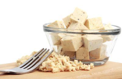 Tofu nátierka so sušeným ovocím |