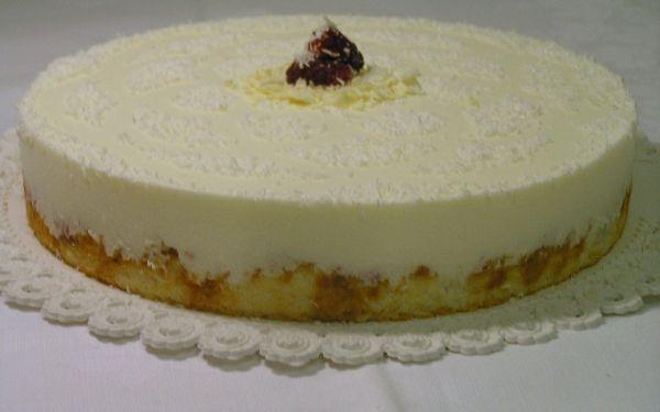 Biela torta |