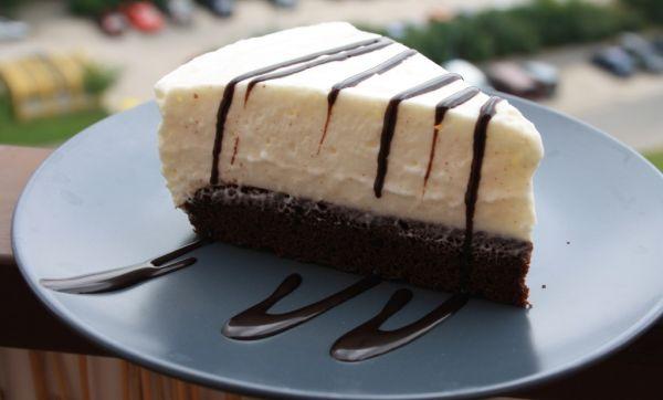 Jogurtovo-pribináčiková torta |