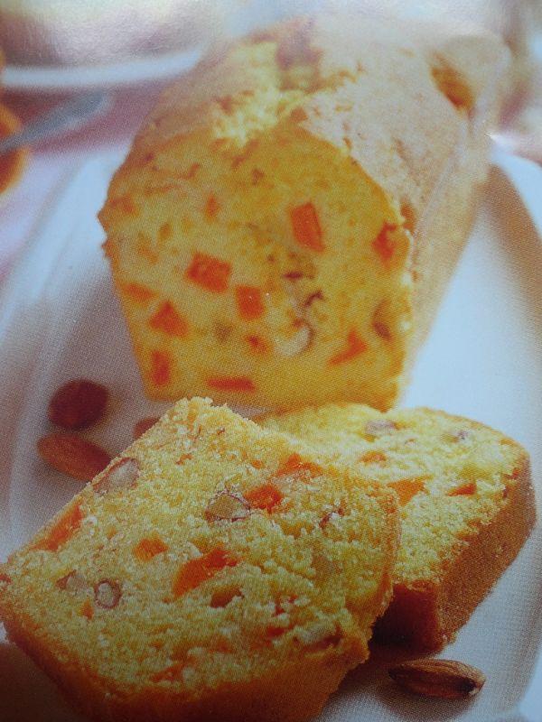 Tekvicový chlebík |