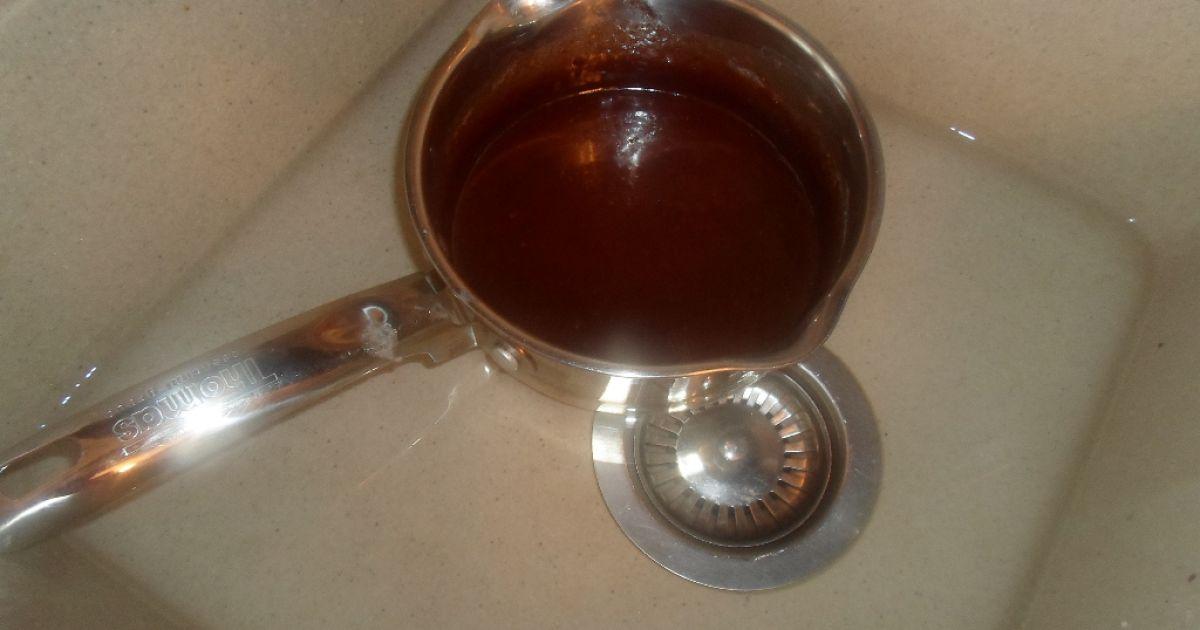 Čokoládový fondán s brusnicami, fotogaléria 3 / 5.