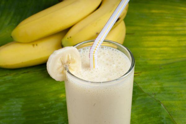 Banánové mlieko |