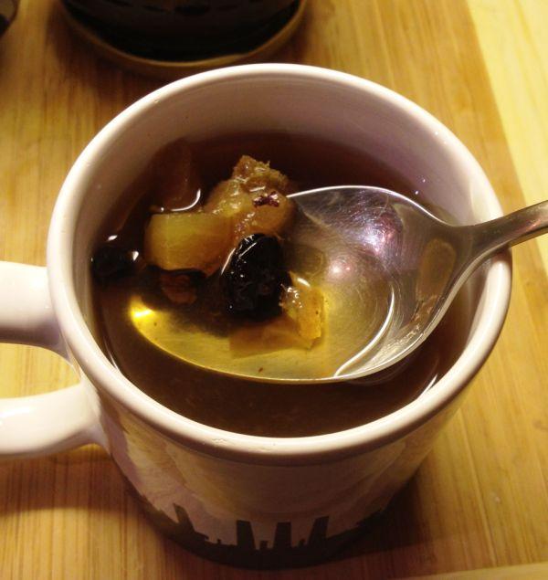 Pečený čaj |