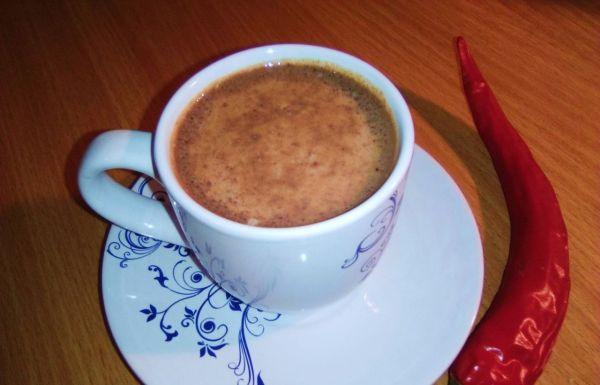 Pikantné čoko-kávové potešenie |