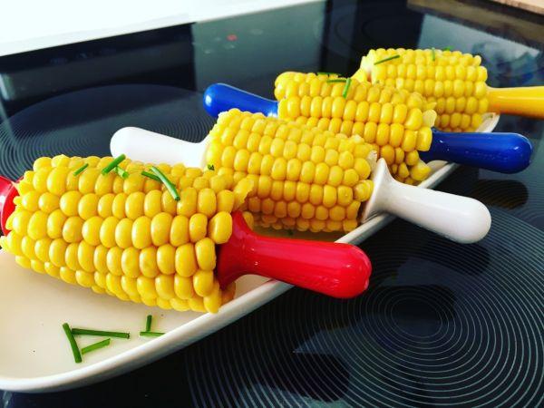 Videorecept: Sladký kukuričný klas v mlieku |