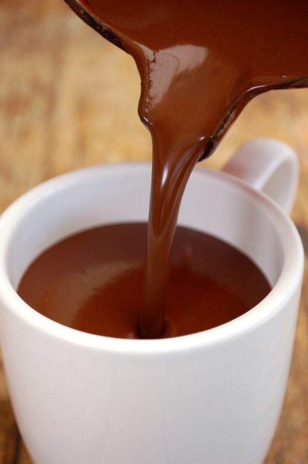 Domáca čokoláda |