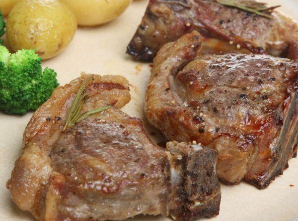 Baranie mäso na oregane |
