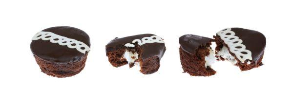 Čokoládové cupcakes s krémom z marshmallow |