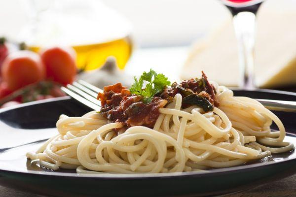 Špagety Putanesca |