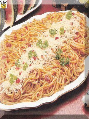 Milánske špagety |