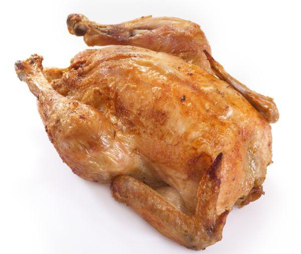 Pečené kura |