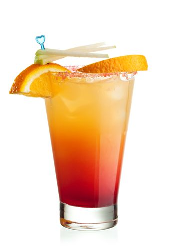 Tequila Sunrise |
