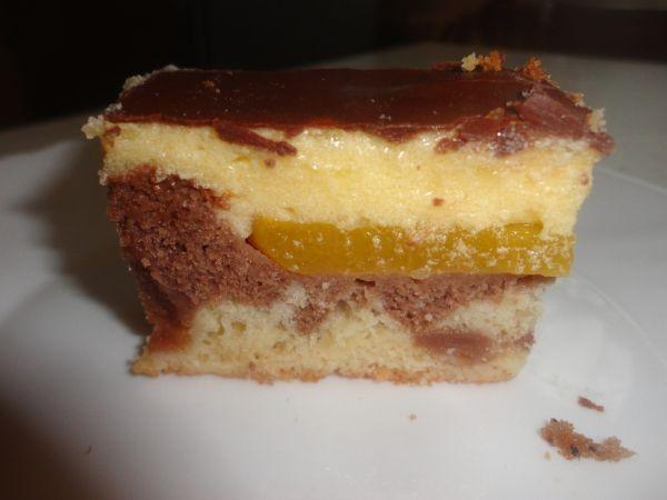 Hruškový koláč  
