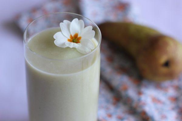 Hruškový smoothie s avokádom |