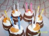 Dortík či muffinky z mikrovlnky  i pro DIA
