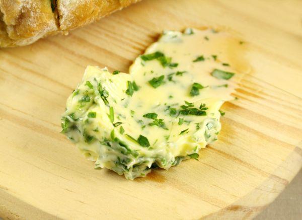 Petržlenové maslo |