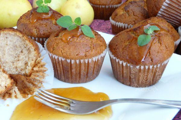 Jablkové muffiny |