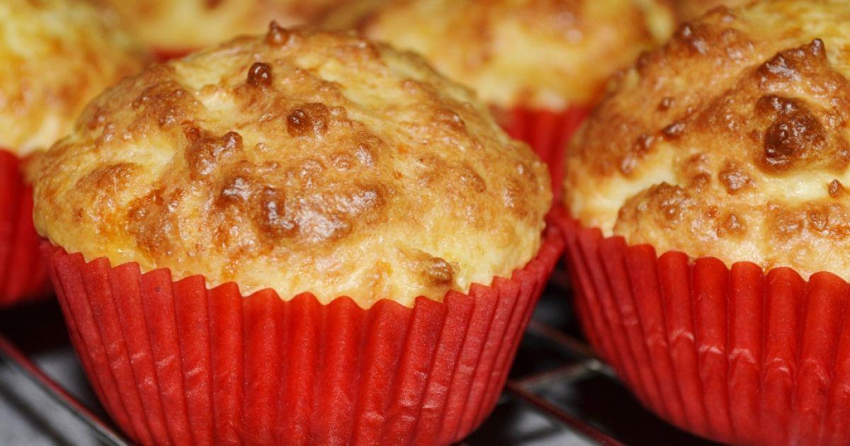 Syrové muffiny, fotogaléria 4 / 6.