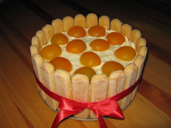 Nepečená tvarohová torta |