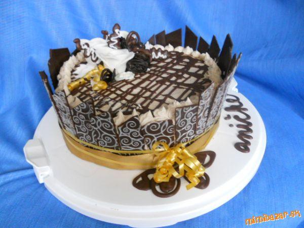 Fantastická gaštanová torta podľa Mariky S.  MIMIBAZAR.sk