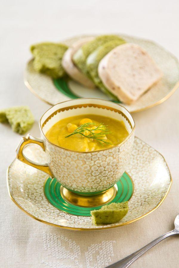 Mexická kukuričná polievka |