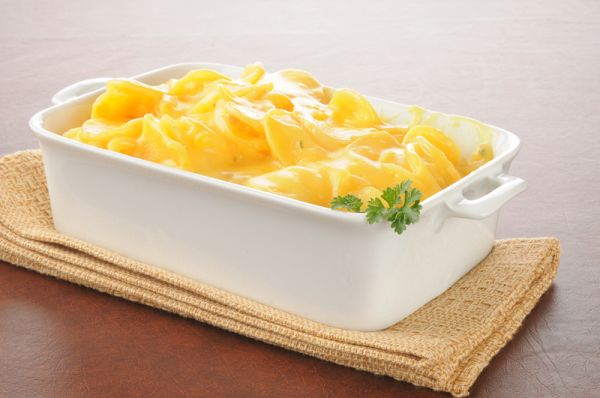 Francúzske zemiaky s bryndzou |