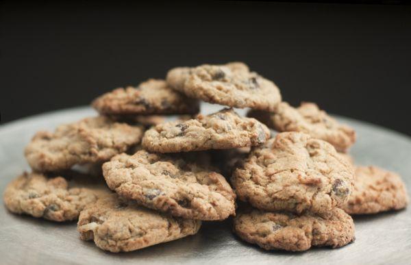 Cookies s brusnicami |