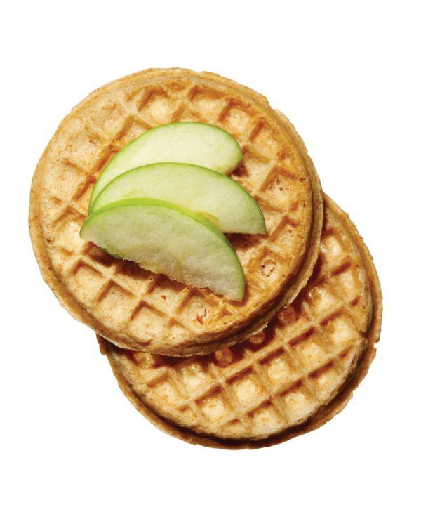 Jablkové vafle |