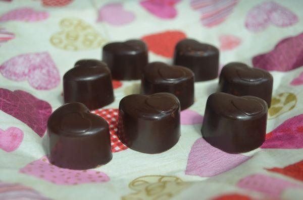 Čokoládové pralinky |