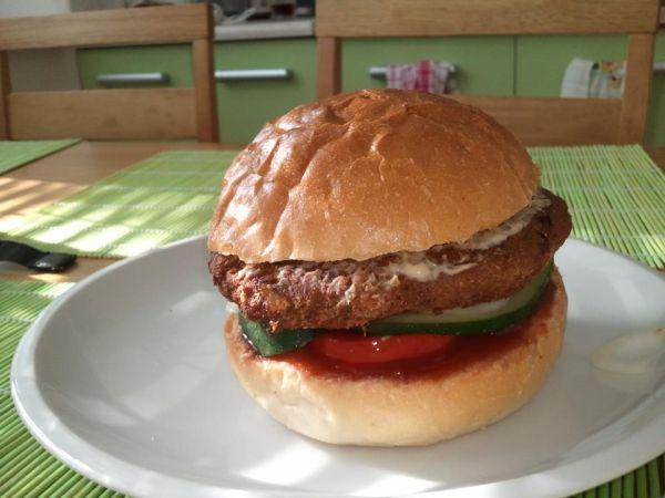 Tofuburger |