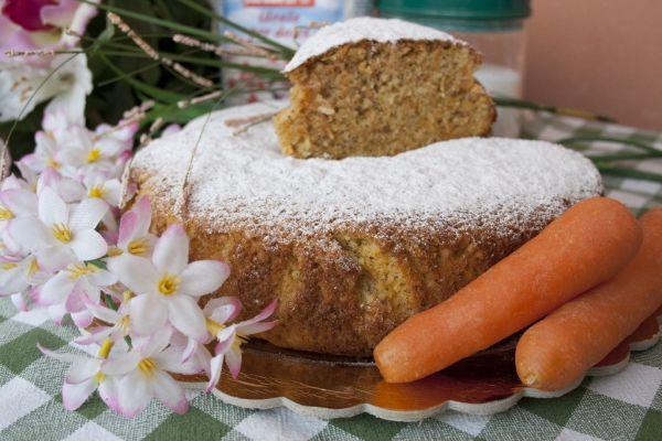 Mrkvový koláč pre deti |