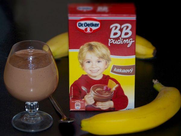 Banánový BB koktail |