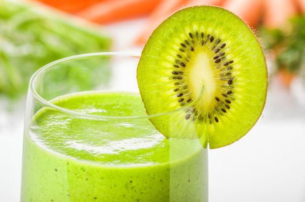 Smoothie kiwi-melón |