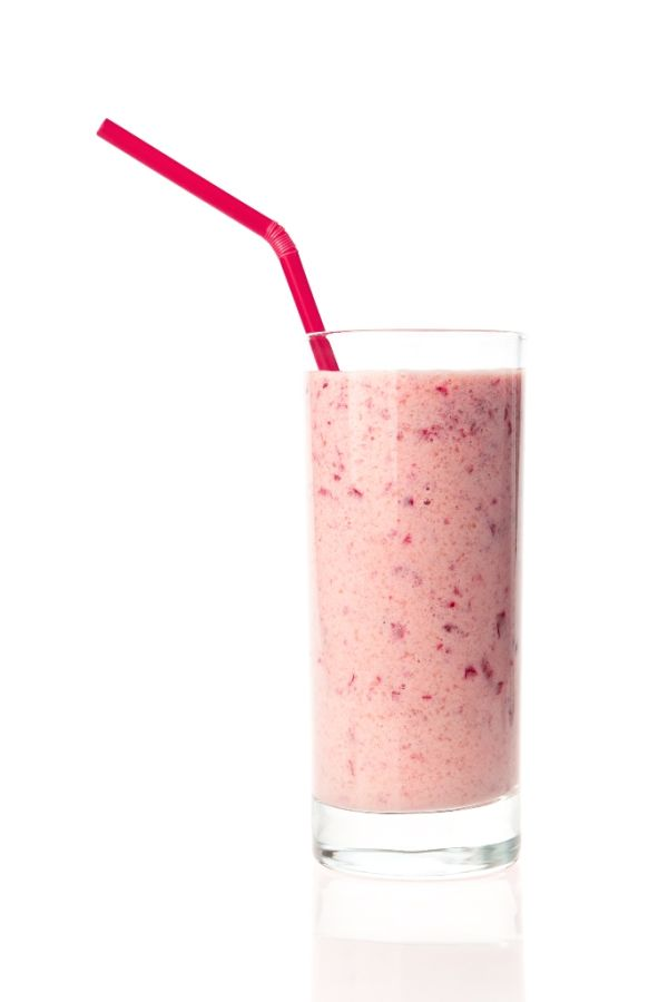Višňový milkshake |
