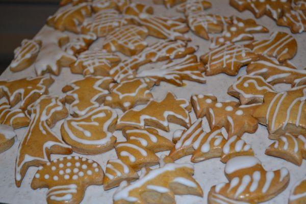 Vianočné medovníky |