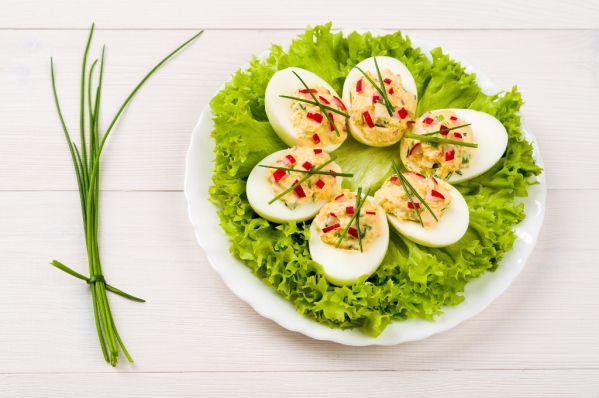 Jarné vajcia |