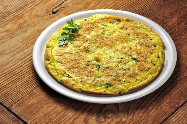 Švajčiarska omeleta |