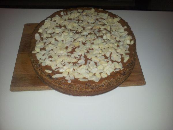 Bezlepkový kukuričný koláč  